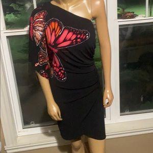 ‼️2/50.00 Gorgeous Butterfly Bisou Bisou Dress